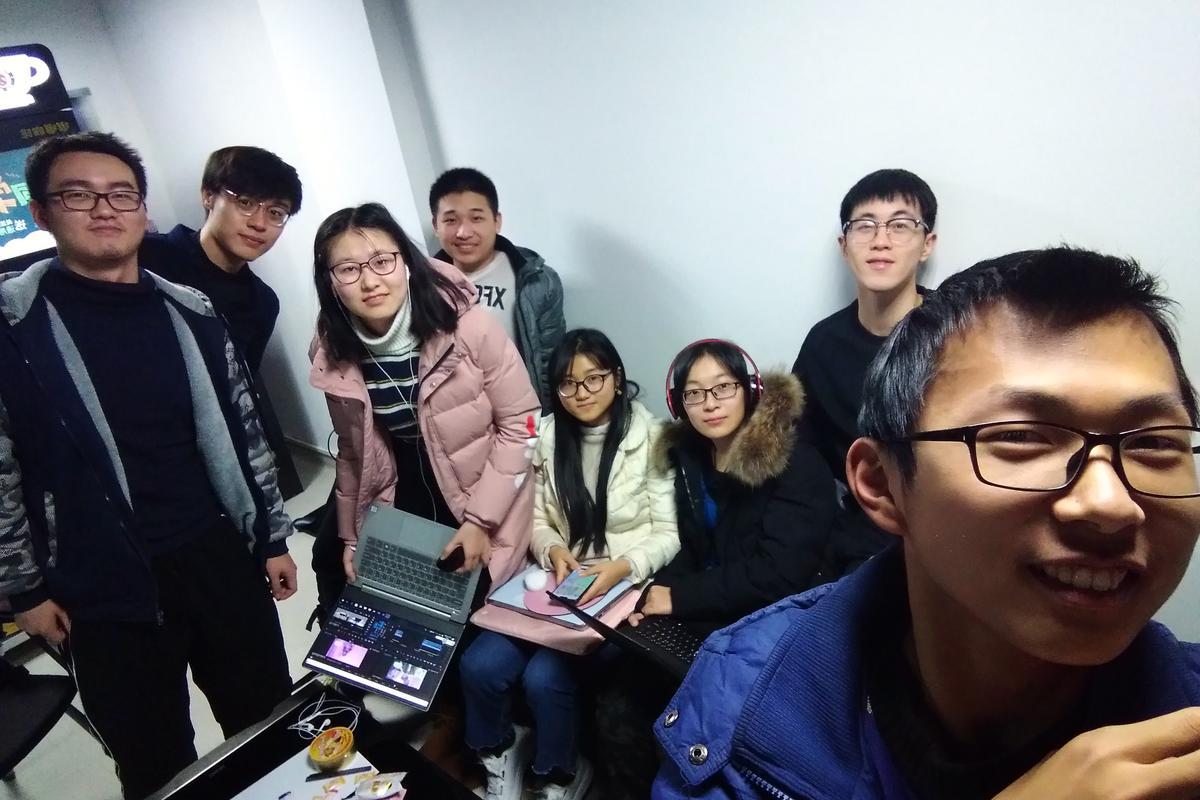 第 11 届学生会宣传部