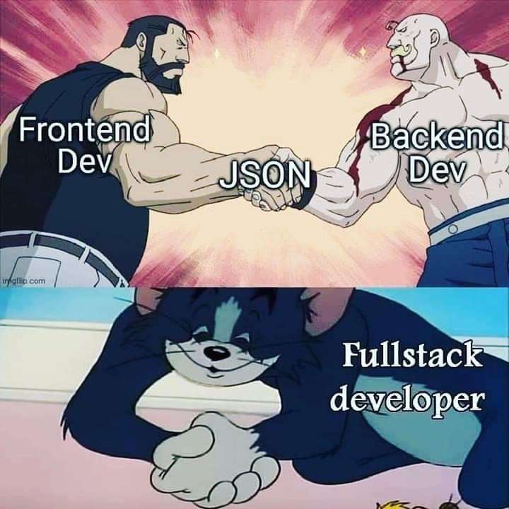 前端、后端 vs 全栈